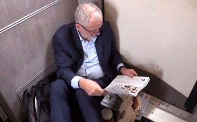 Virgin Trains Confirms Seats Were Available When Jeremy Corbyn Sat On