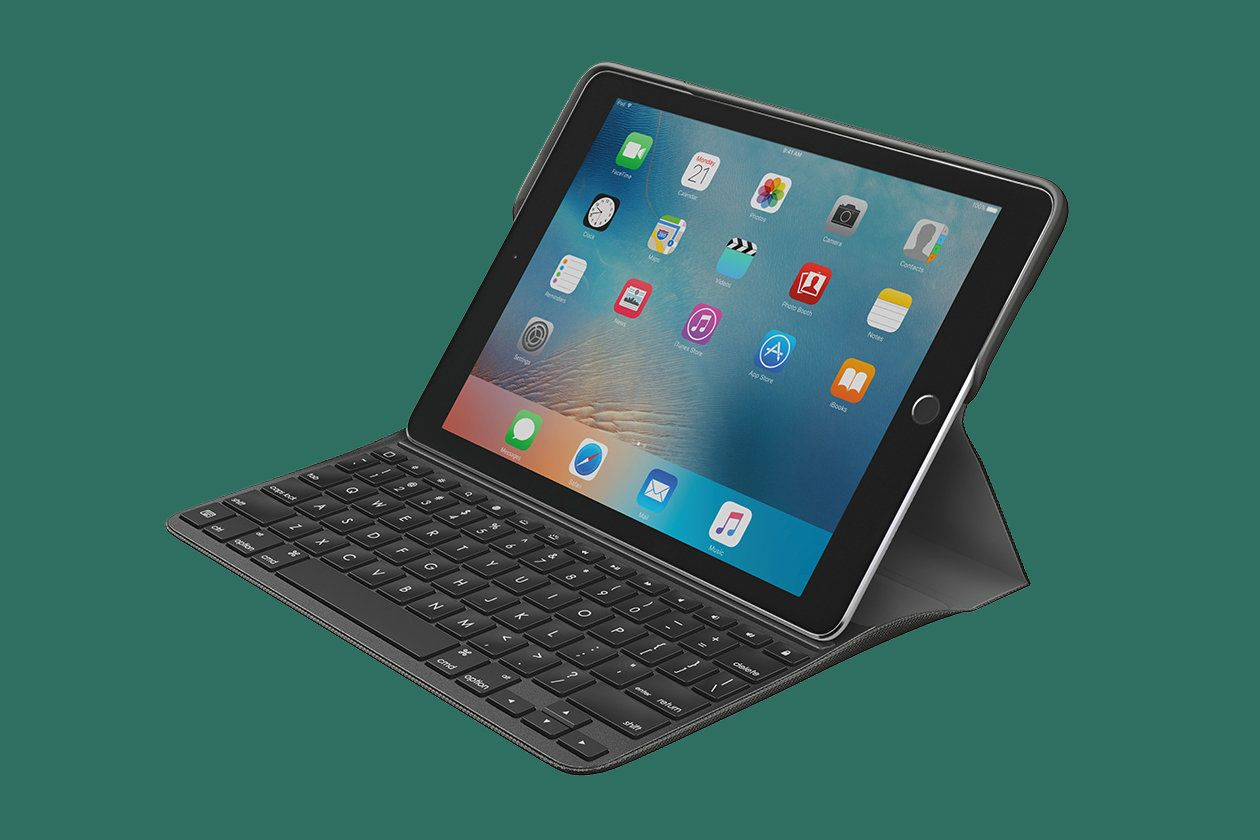 Logitech, Not Apple, Have Turned The iPad Pro Into A
