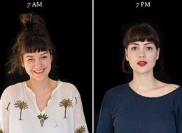 Fascinating Photo Series Shows How People Transform From Morning To Night