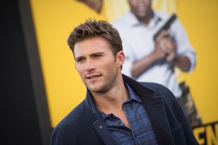 Actor Scott Eastwood attends the premiere of Warner Bros. Pictures' 'Central Intelligence' onJune 10, 2016 in Westwood,