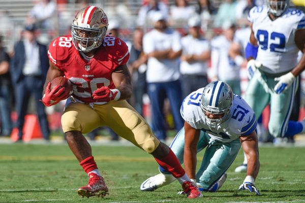 Hyde is an ideal bell cow for Chip Kelly in San Francisco, in that he is a one-cut runner with just enough wiggle to find suc