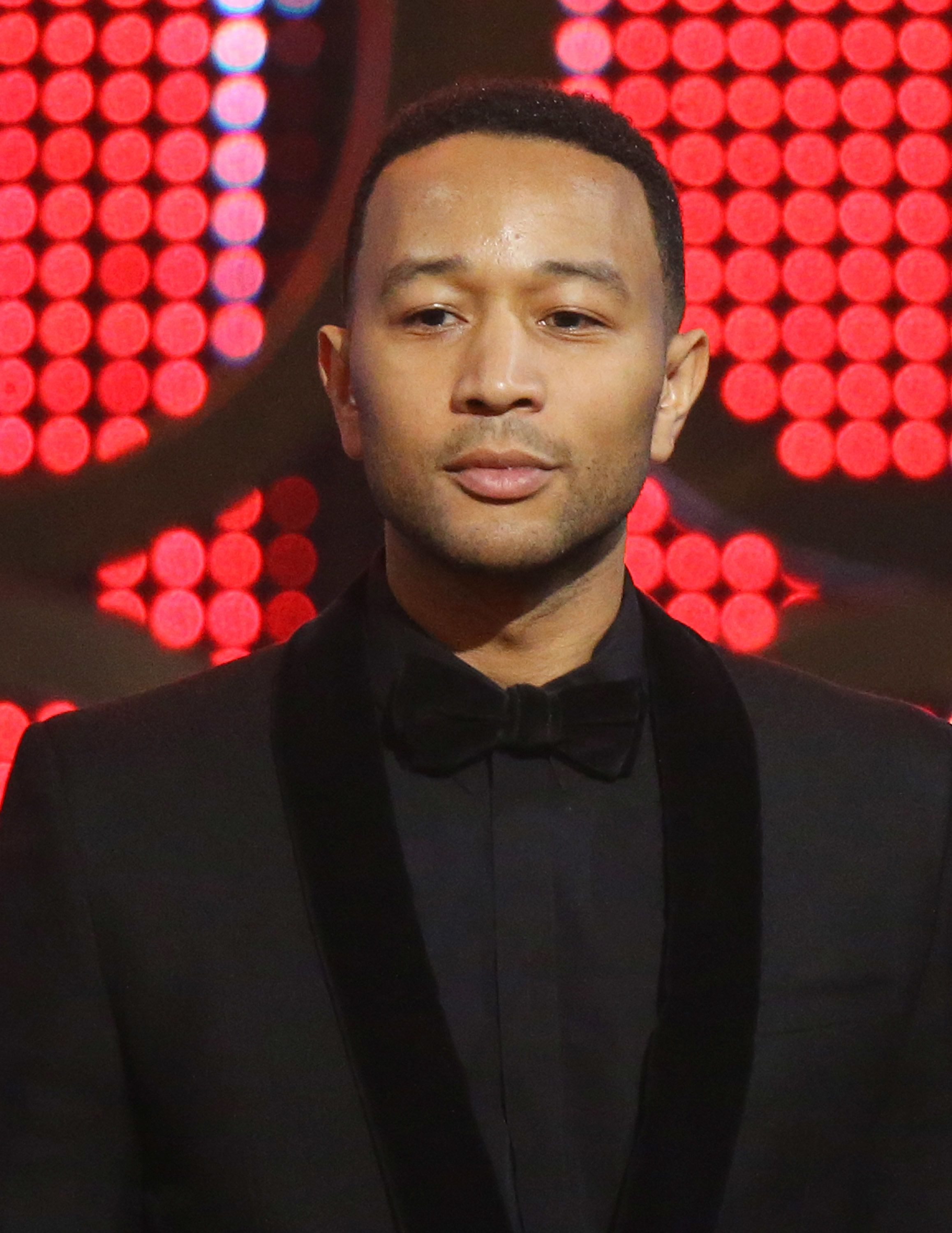 CULVER CITY, CA - JUNE 04:  John Legend performs onstage during the Spike TV's Guys Choice 2016 held at Sony Pictures Studios on June 4, 2016 in Culver City, California.  (Photo by Michael Tran/WireImage)