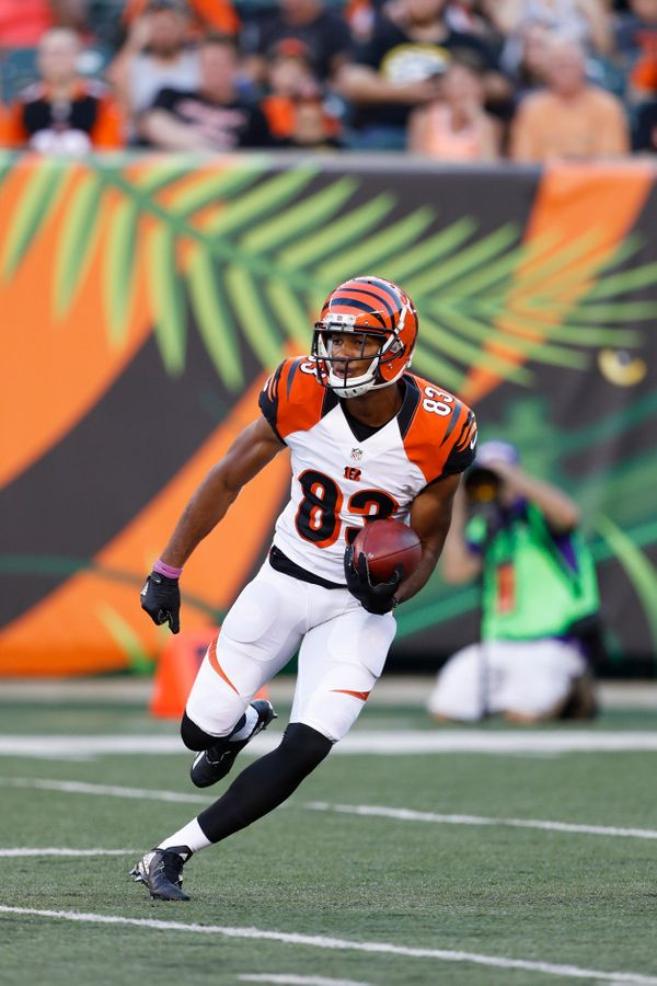 Boyd was a one-man wrecking crew at Pitt for three yearsand the Bengals rewarded the speedster by selecting him in the