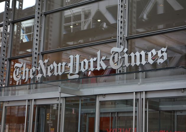 FBI probing cyber breach of NY Times journalists