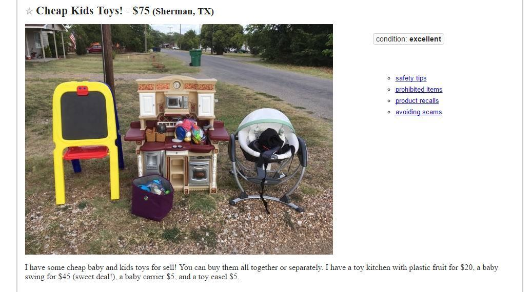 Craigslist sherman texas