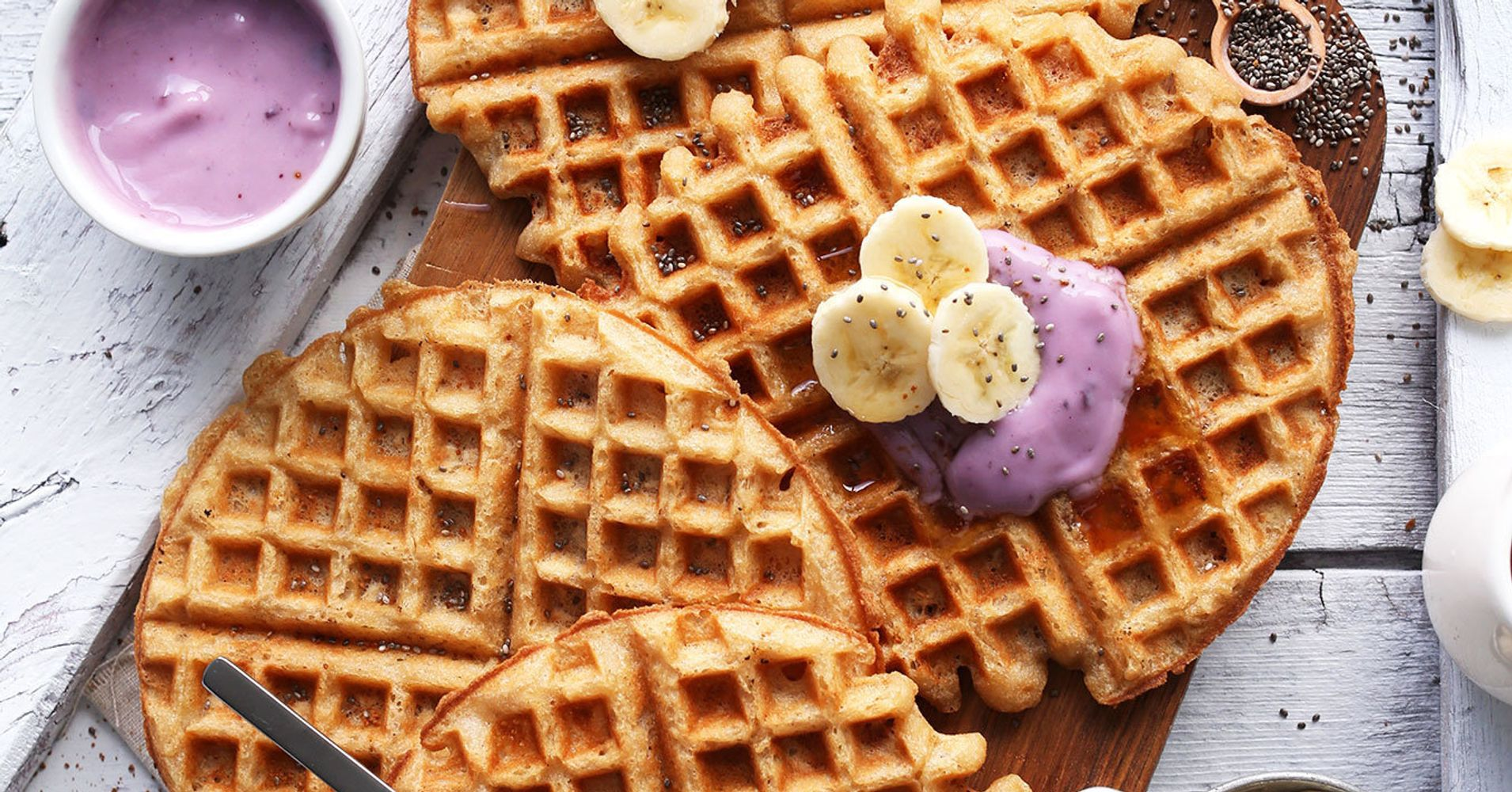 The waffle recipes you want and need huffpost forumfinder Choice Image