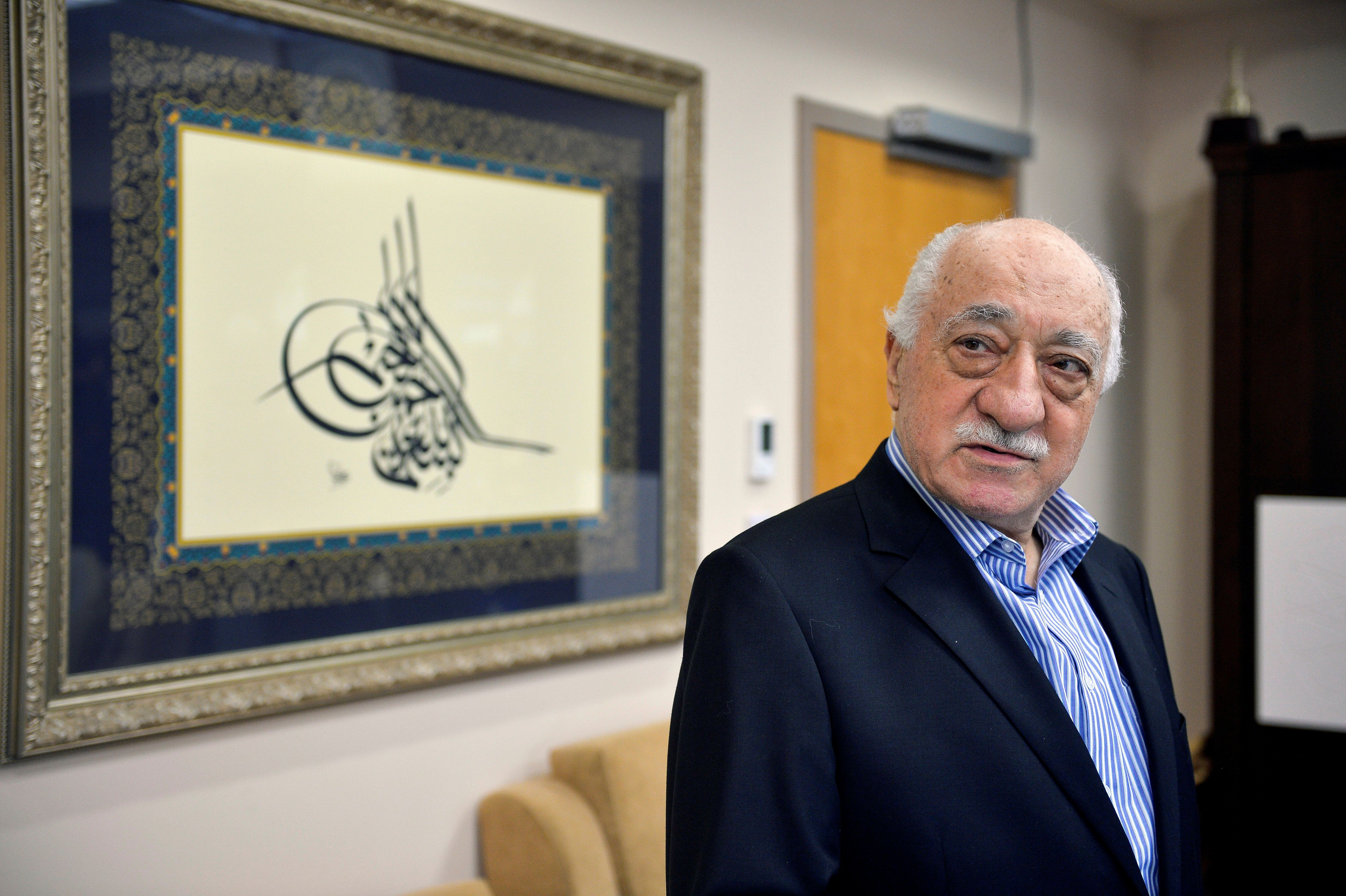 Turkey Formally Requests Extradition For U.S.-Based Cleric