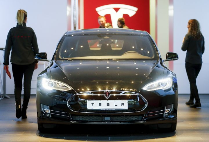 Tesla announced the news on a call with reporters on Tuesday.