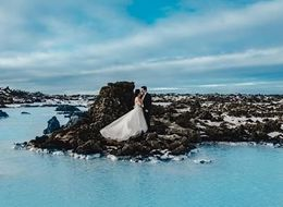 This Couple's Incredible Iceland Engagement Pics Will Give You Chills