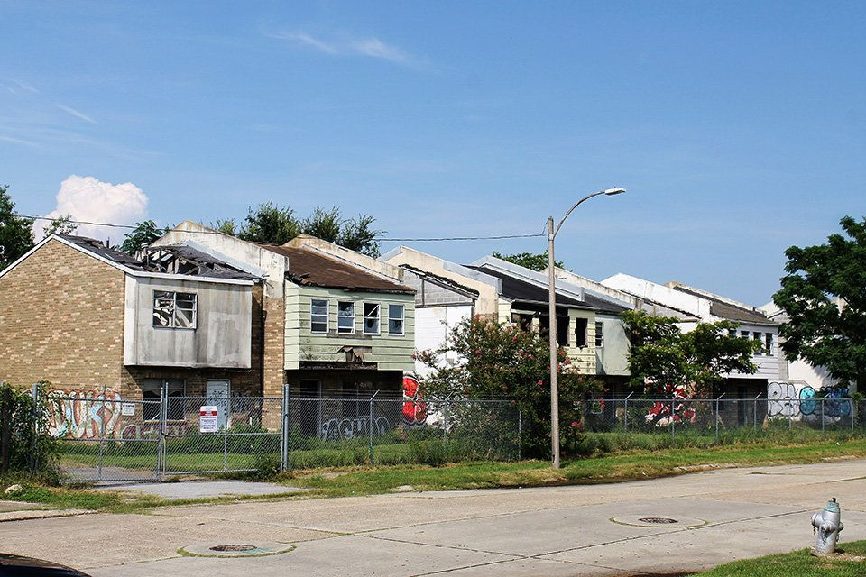 New Orleans' Upper 9th...