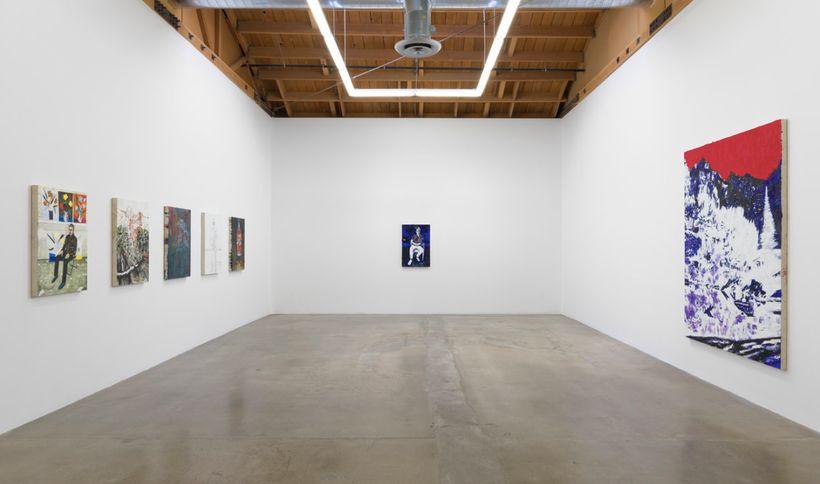 "Raffi Kalenderian, ""For the Dead,"" Installation View"