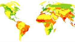 Shocking New Maps Show Humankind's Changing Global