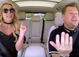 Britney's 'Carpool Karaoke' Is One Big Glorious Hits Fest