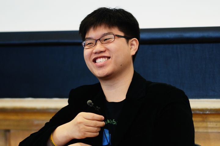 <strong>Steve Seungjoon Lee, 23, South Korea<br></strong><i>Steve Lee is a climate change activist and a policy advocate to t