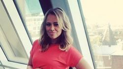 Kimberley Walsh Shares Snap Of Growing Bump On