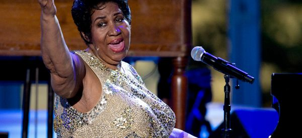 Aretha Franklin Forced To Cancel Concerts On Doctor's Orders