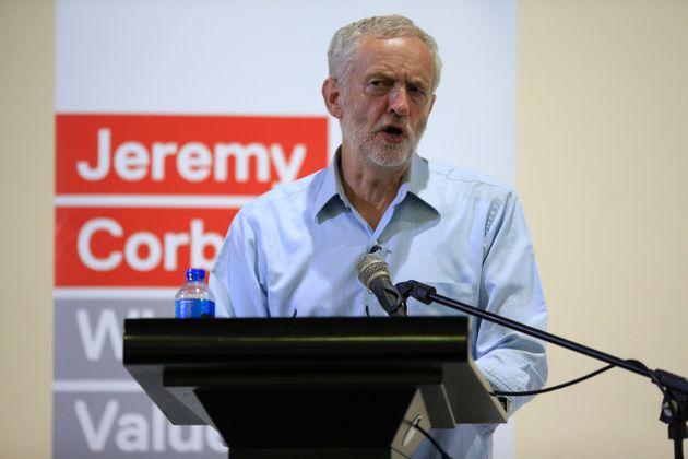 Jeremy Corbyn Reacts Angrily To Questions About Virgin Train
