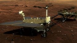 This Is The Rover China Hopes To Send To Mars In