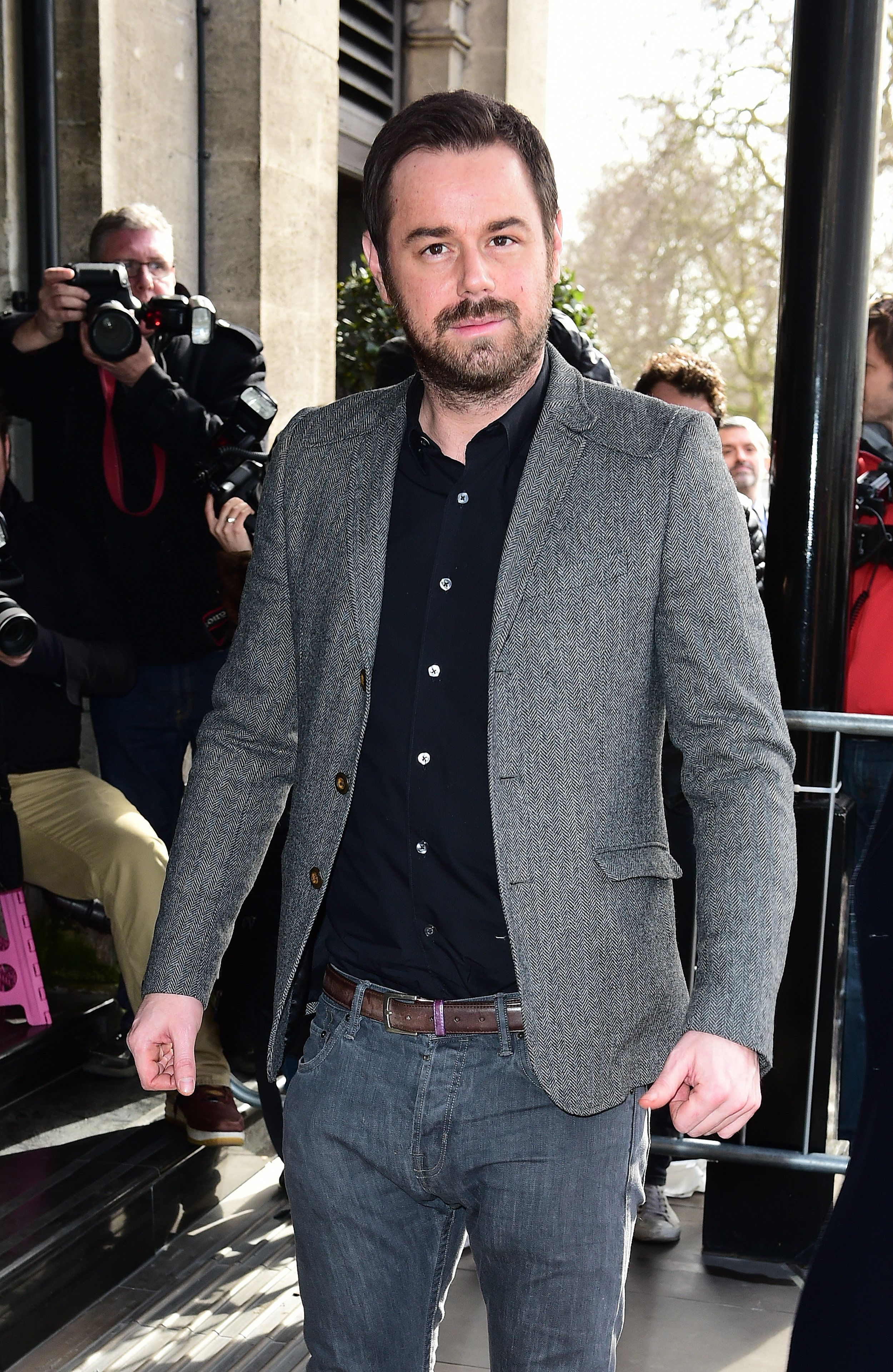 Danny Dyer Sticks Up For His Daughter, Amid Mark Wright