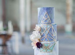 Wedding Cake Inspiration: The Most Popular Cakes And Dessert Tables On Pinterest