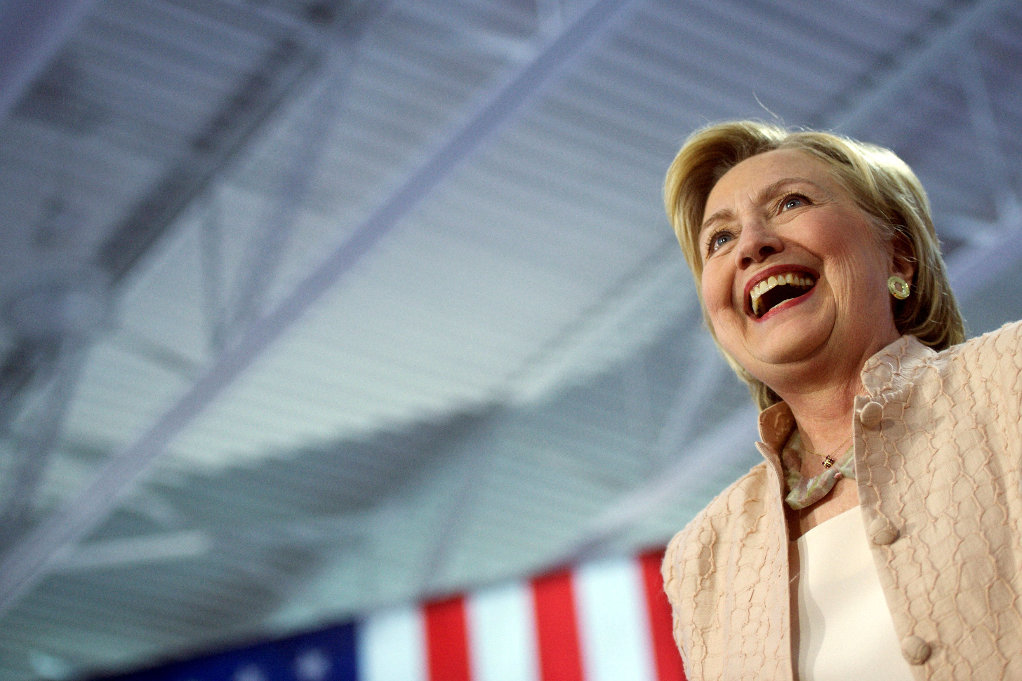 Hillary Clinton Leads Donald Trump By 12 Points In New
