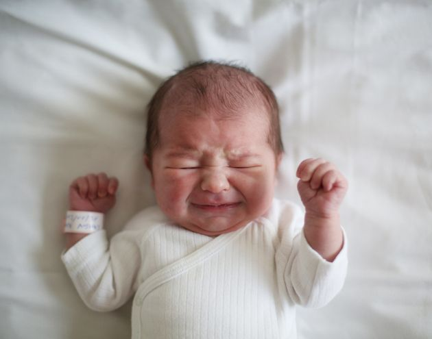 Babies Cry In The Same Language As Their Mums, Study