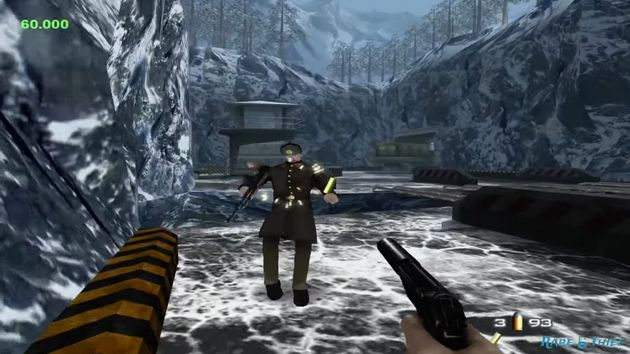 Leaked Footage Shows Goldeneye 007 HD Remake For Xbox