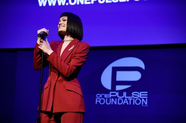 Jessie J performs at onePULSE: A Benefit for Orlando at NeueHouse Hollywood on Friday, Aug. 19, 2016, in Los Angeles. (Photo