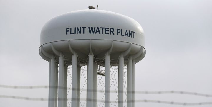 Many Flint residents have blamed the city's water for rashes and hair loss.