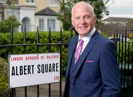 'EastEnders' Announce Temporary Return Of Lord Cashman As Colin Russell