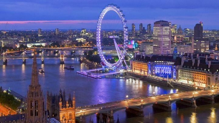 EDF LONDON EYE