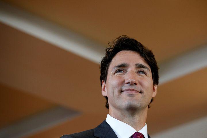 Canada's Prime Minister Justin Trudeau.