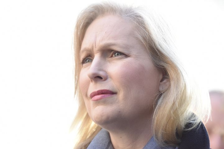 Sen. Kirsten Gillibrand (D-N.Y.) -- 38 percent of women in the Senate are blonde.