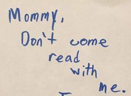 Little Boy Bans His Mom From Bedtime Duties With Hilariously Brutal Note