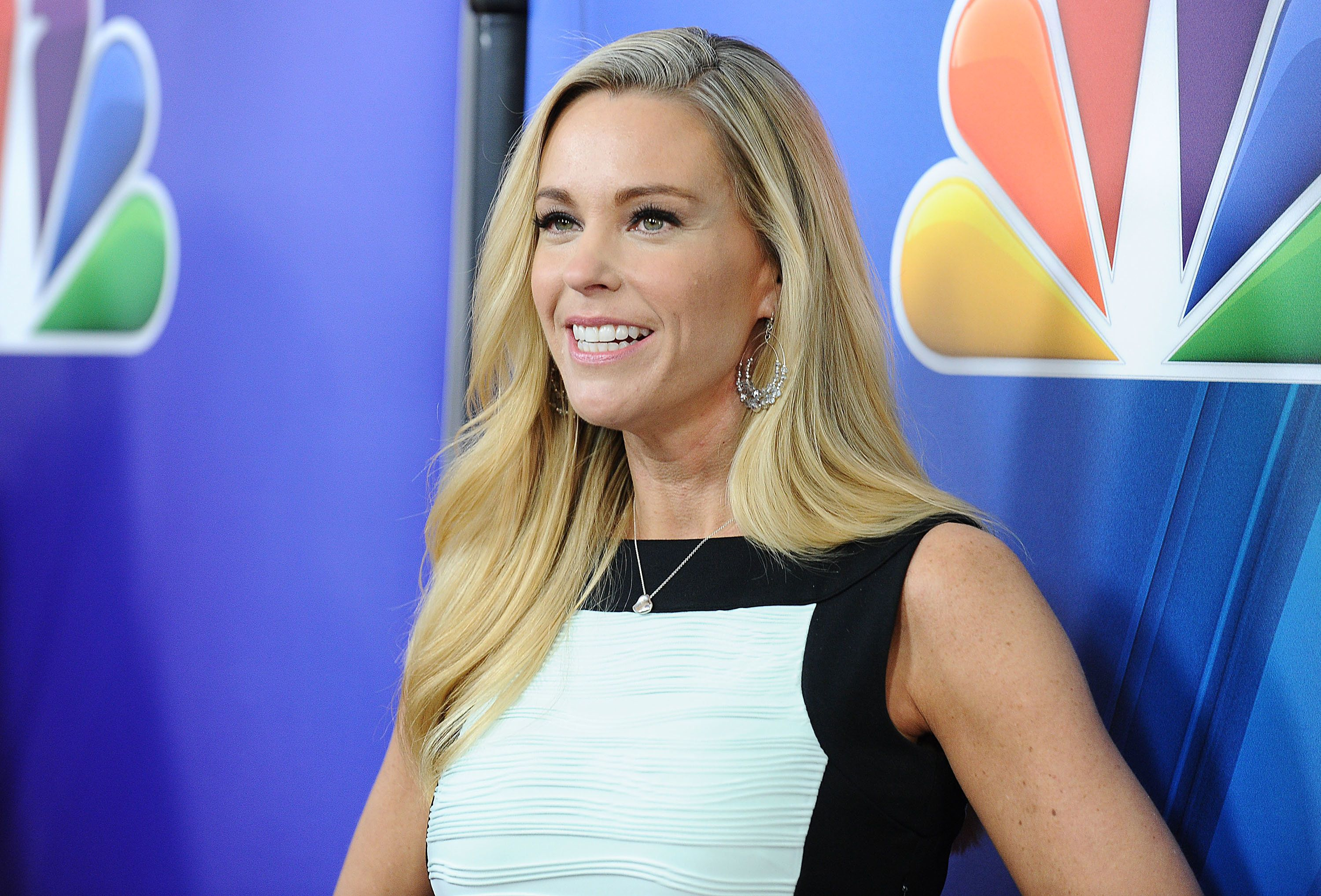 PASADENA, CA - JANUARY 16:  Kate Gosselin attends the NBCUniversal 2015 press tour at The Langham Huntington Hotel and Spa on January 16, 2015 in Pasadena, California.  (Photo by Jason LaVeris/FilmMagic)
