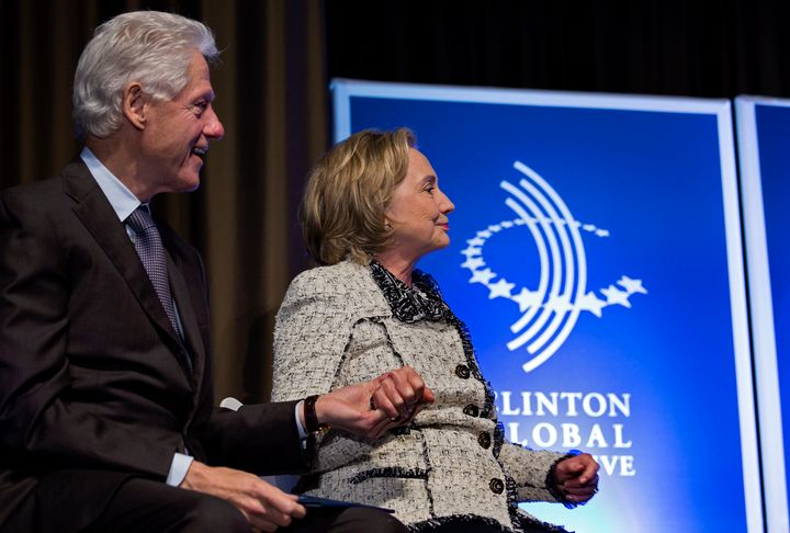 The Associated Press wrotethat the overlap between those who gave money to the Clinton Foundation and those who met wit