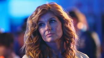 NASHVILLE - 'It's All Wrong, But It's All Right' - Jeff is expecting Juliette to formally apologize for her behavior during her Grand Ole Opry ceremony, but at the last minute she has a change of heart and decides to standby the choices she's made. Luke introduces Rayna to a power player that could help her get her distribution deal off the ground, and then surprises her with a NASCAR that is wrapped in Rayna Jayme's graphics. Deacon is discovering his record deal might not be what he expected and Scarlett's collaboration with Liam gets off to a rocky start. Will and Layla discover they aren't all that different and find comfort in one another's company and Teddy will stop at nothing to reveal Lamar's connection to Peggy's death, on 'Nashville,' WEDNESDAY, JANUARY 29 (10:00-11:00 p.m., ET) on the ABC Television Network. (Photo by Mark Levine/ABC via Getty Images) CONNIE BRITTON
