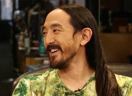 This Is Why Steve Aoki's Hair Is So Damn Flawless