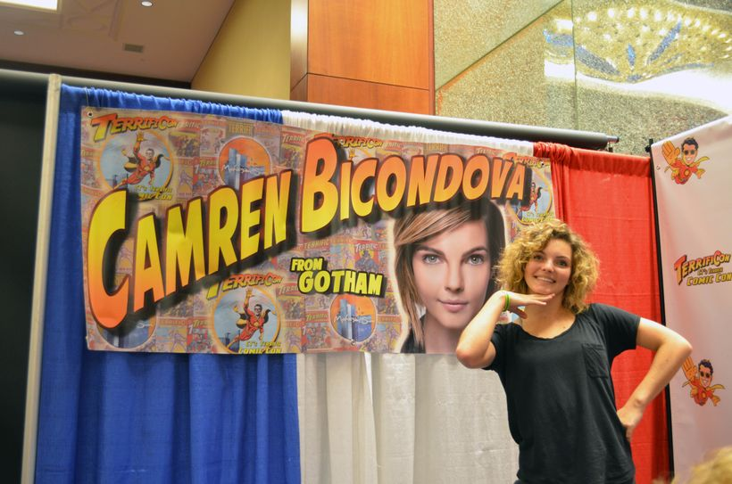 Camren Bicondova from <i>Gotham</i> at <i>TerrifiCon</i> at Mohegan Sun