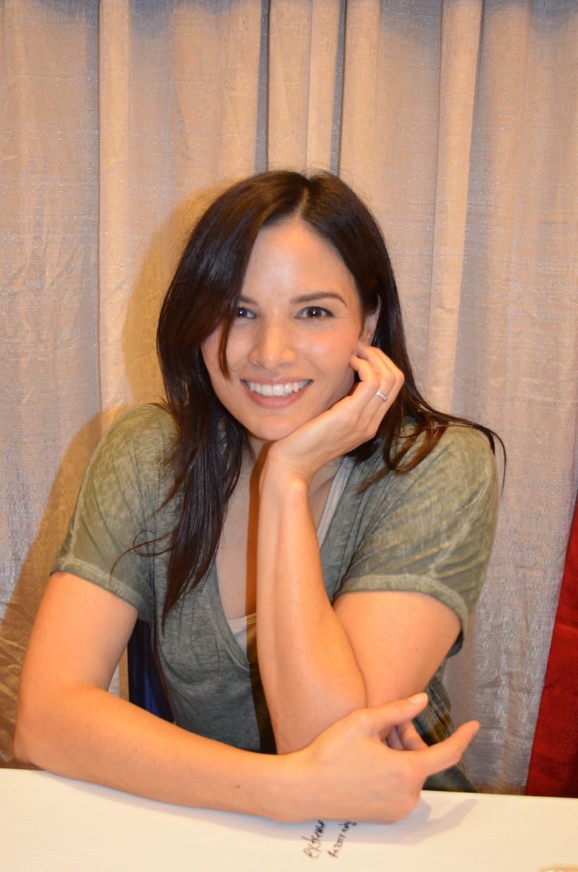 Katrina Law from Arrow at <i>TerrifiCon</i> at <i>Mohegan Sun</i>