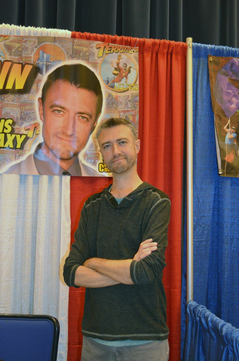 Sean Gunn of <i>Guardians Of The Galaxy </i>at <i>TerrifiCon</i> at Mohegan Sun