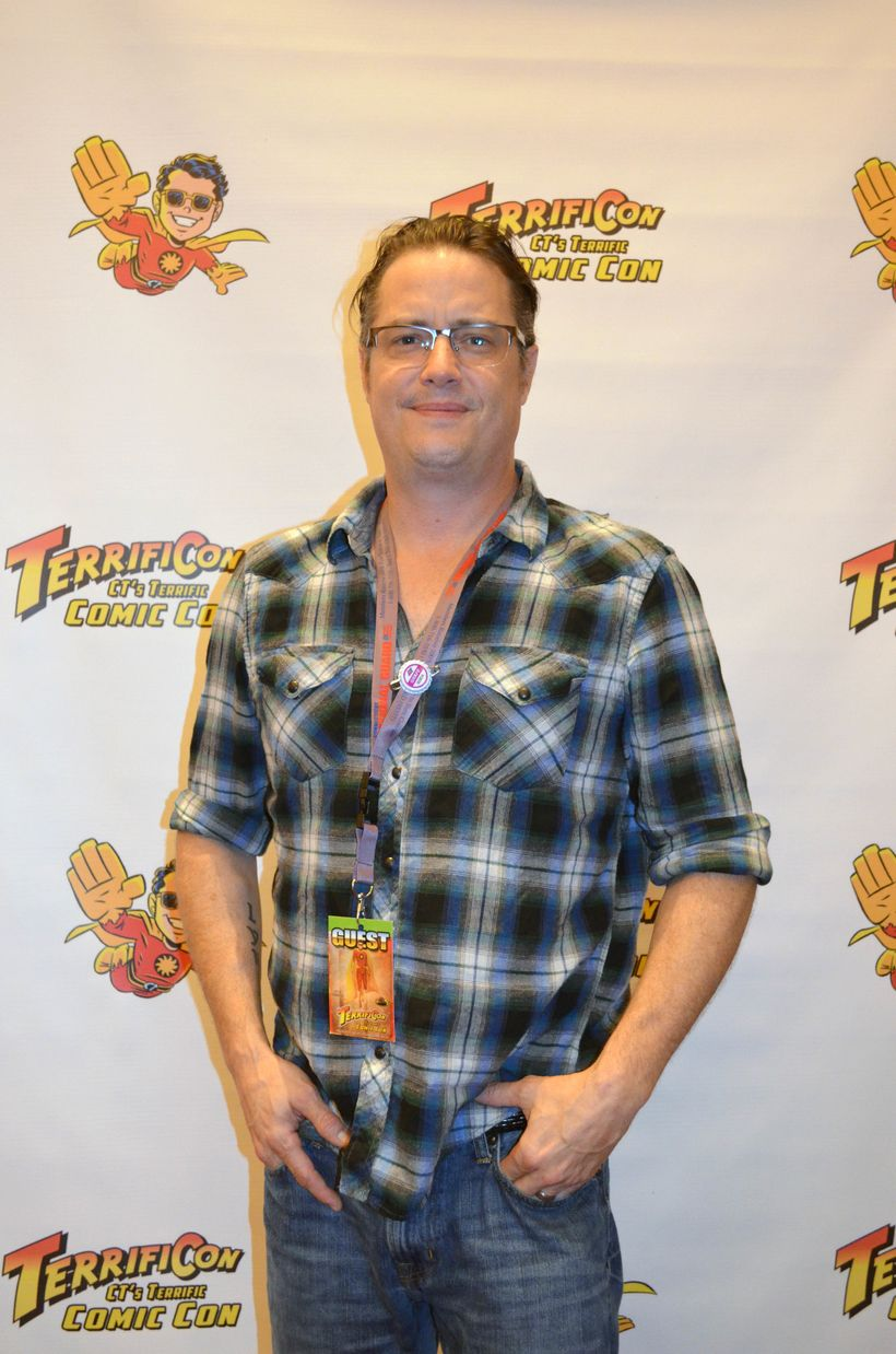 Jeremy London<i> at TerrifiCon</i> at Mohegan Sun