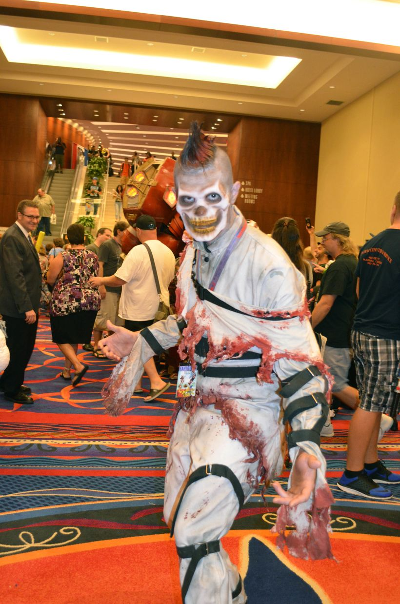 Cosplay, <i>TerrifiCon</i> at Mohegan Sun