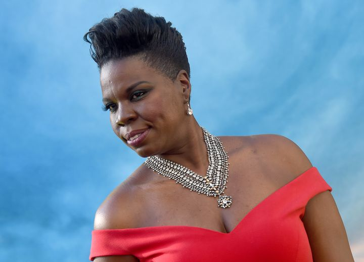 Leslie Jones is bright and beautiful, and she deserves better.