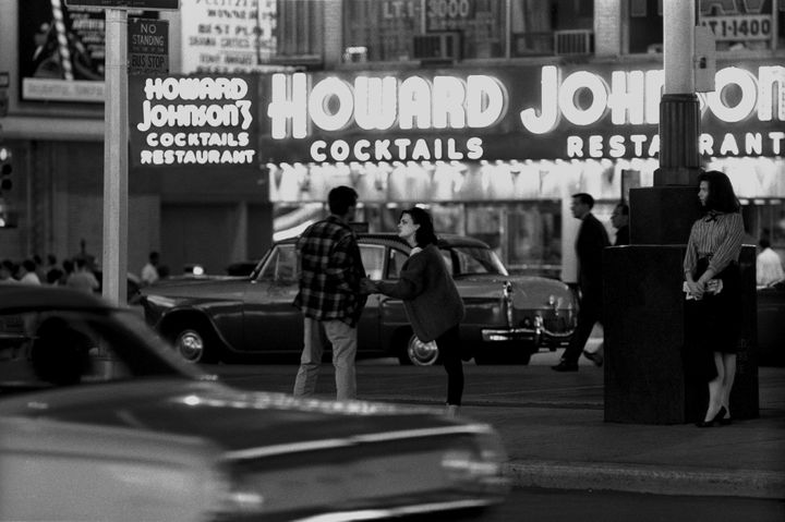The HoJo in New York City's Times Square became one of the company's most famous locations. It closed in 2005.