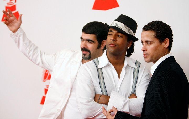 Cuba's Best-Known Hip-Hop Group Orishas Returns   HuffPost