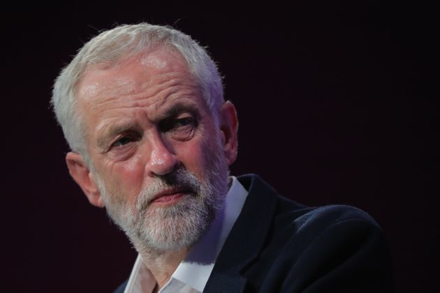 In a jam: Jeremy Corbyn has been accusedlying about how full a train
