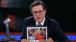 Stephen Colbert Dons A Tinfoil Hat To Explain GOP Conspiracy