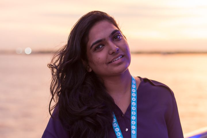 "<strong>Uma Parvathy, 23, India<br></strong><i>Uma works with <a href=""http://www.lft.org.in/"" target=""_blank"">Leaders For To"
