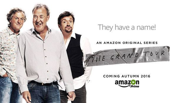 'The Grand Tour' Looks Like It's Going To Be
